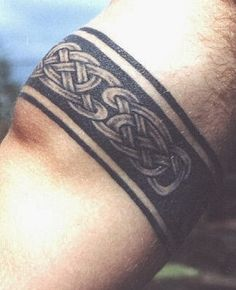 31 Best Celtic Armband Tattoo Designs Images Armband Tattoo Design