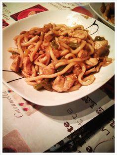 Japanese Noodles :)