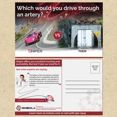 Drip mailer for Embolx - 1 of 4 or more projects :) by Neotericads
