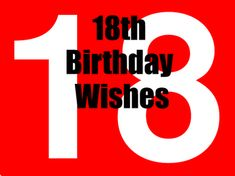 Examples of ways to wish someone turning 18 a happy birthday. These birthday messages make it easy to write in a card. You only turn 18 once. Self Birthday Quotes, 18th Birthday Quotes Funny, Happy Birthday Wishes Quotes, 18th Birthday Cards, Birthday Messages, Birthday Ideas, Birthday Message For Daughter, Wishes For Daughter, Turning 18 Quotes