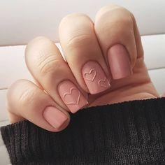 Domi Králiková (@domi_nailart) Matte Valentine #mattenails #matte #mattetopcoat #nailart #nailpolish #nailporn #heartnails #heart #love #lovenails #valentine #valentinesday #valentinesdesign #valentinenails #valentinenailart #pinknails #faded #fadednails #nailart #naildesign #nailartlover #nailartclub #nailartist #nailartwow #follow #slovakia #followmenow #dominailart #pinteresting #pinit