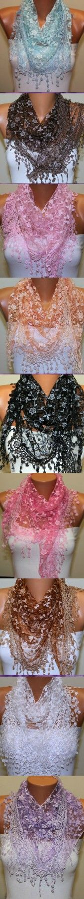 Incredibly look beautiful scarves by fatwoman,$19.00