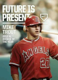 """Congratulations to """"my boy"""" !!! My favorite Angel and one if the BEST in the game !!!!!"""