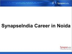 Looking for professional trainings in .Net? Watch, Like or download this PPT about career development program by SynapseIndia: http://www.authorstream.com/Presentation/SynapseIndia-2834322-synapseindia-career-noida/