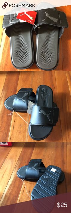 Puma men s slide sandals. Size 9! fdab340ae
