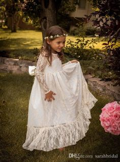 I found some amazing stuff, open it to learn more! Don't wait:http://m.dhgate.com/product/boho-chic-long-sleeve-flower-girls-039-dresses/229896988.html
