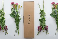 "Consulta este proyecto @Behance: ""Flōs - Letterbox Flowers"" https://www.behance.net/gallery/40483561/Flos-Letterbox-Flowers"