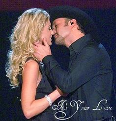 tim mcgraw and faith hill: if they don't make it, no one will.