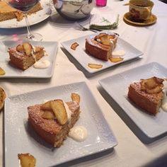 Magically moist Almond Cake Recipe on LRModernAlchemy.com