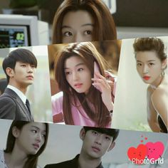 #MyLoveFromAnotherStar - Do Min Joon is an alien who lands in the Joseon era, and then lives through the next four hundred years to the present day where he works as university professor and falls in love with a haughty top actress, Chun Song Yi.  #JunJiHyun She's so cute. I love her since the day i watched My sassy girl movie. She's so pretty, Truly my idol!