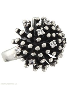Soak up the fun. #Cubic #Zirconia, #Sterling #Silver. #Silpada #Jewelry #Ring