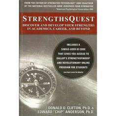 Identifying Strengths