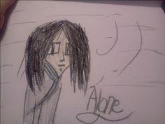 Doodled. Alone. Angela Watts