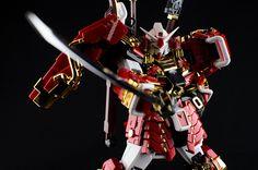 Samurai Musha Gundam.