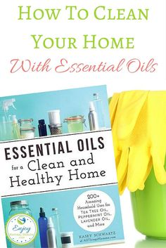 Keep your home sparkling clean with homemade cleaning products that are natural and just as potent ;)
