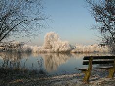 Ook in de winter is het hier mooi.