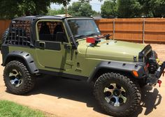 1997 Jeep Wrangler TJ FREAKING AWESOME!!!