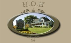 The Best Bed & Breakfast in Michigan www.thehouseonthehill.com