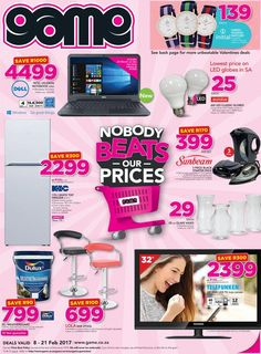 All Online Catalogues and Specials in South Africa