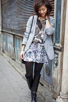 Jupe   Les babioles de Zoé : blog mode et tendances, bons plans shopping, bijoux
