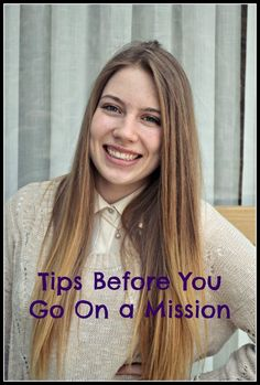How to Prepare to Leave on Your Mission . super ...