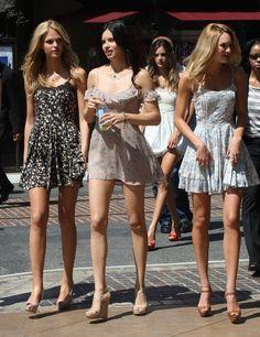 dresses Victoria Secret model *