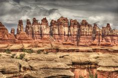 Canyonlands National Park, Needles District - My favorite section of my favorite national park.