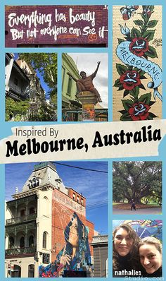 Julie, my husband and I had such a fab time in Australia and we started off in Melbourne which I really loved. A very green and vibrant city, with a great public transportation system, wonde...