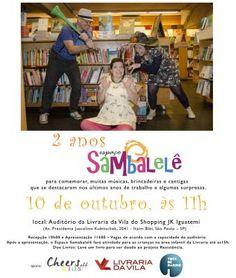 Livraria da Vila no Shopping JK terá evento gratuito no mês da criança   Jornalwebdigital