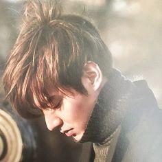 "2016Jn15 #PHOTOBook 【写真】 [HERE] ""I Was Here, I Am Here"" #Anniversary : 9 Years as #Actor #Korean Actor #LeeMinHo #李敏鎬 P003A (Post: 06 March 2016)"