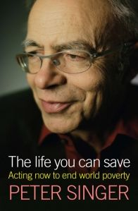 Moral philosopher Peter Singer, whose inspiring words give hope that the world can get better!  Brilliant man.
