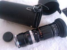 Sun Hi-Tele Zoom Lens 4.8 f=85mm - 210mm