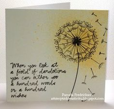 ~ Attempted Creativity ~ A Muse Studio - A Hundred Wishes