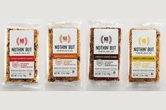 Nothin' But Premium Foods via @The Dieline