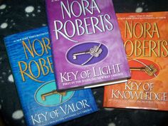 Key Trilogy - Nora Roberts