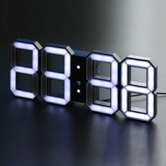 Kibardin Design Clock - White & White (Black Edition) Kibardin Design http://www.amazon.com/dp/B00HVFHQ8Q/ref=cm_sw_r_pi_dp_5O9Aub07G7Q6P