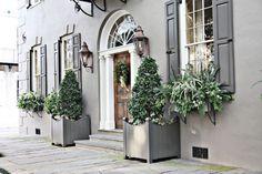 planters. window boxes.