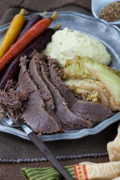Corned Beef and Cabbage with Parsnip Turnip Purée » Against All Grain - Award Winning Gluten Free Paleo Recipes to Eat Well & Feel Great Aga...