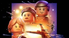 Great Job, Internet!: Posters from the entire Star Wars saga, in Lego form -