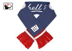 Mitchell and Ness Giants scarf