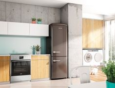 Gorenje Refrigerator, French Doors, Home, Household, Loft, Household Appliances, Kitchen, Kitchen Appliances, French Door Refrigerator