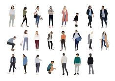 8 People Package Vector Clipart PNG AI Human Person Illustration Woman Man Party 8 People Package Ve Clipart Kid, Vector Clipart, Clipart Design, Vector Free, People Cutout, Cut Out People, Architecture People, Architecture Graphics, Rendering Architecture
