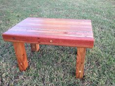 Reclaimed Wood Stool by HandyAnniesHandmade on Etsy https://www.etsy.com/listing/221129365/reclaimed-wood-stool