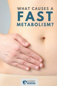 Metabolic rates vary by individual. This article explains why some people have a fast metabolism and how you can speed up yours to burn more calories: https://authoritynutrition.com/get-a-fast-metabolism/