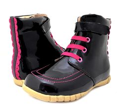youth... Livie & Luca... mady had the turf or trac soles on an earlier pair of these... now they have BIG KiD shoes also!