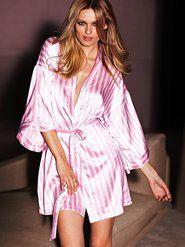 Lace-trim Satin Slip - Dream Angels - Victoria's Secret