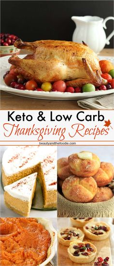 Grain Free, Low Carb, Keto, Thanksgiving Recipes – 2019 Best Diets Overall Gourmet Recipes, Low Carb Recipes, Healthy Recipes, Scd Recipes, Bacon Recipes, Copycat Recipes, Healthy Cooking, Thanksgiving Recipes, Holiday Recipes