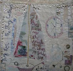 Embroidered works - Jessie Chorley