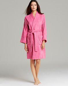 Lauren Ralph Lauren The Greenwich Terry Robe Women - Sleepwear   Robes -  Bloomingdale s 1ab3bbdf1