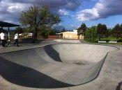 New Port Skatepark